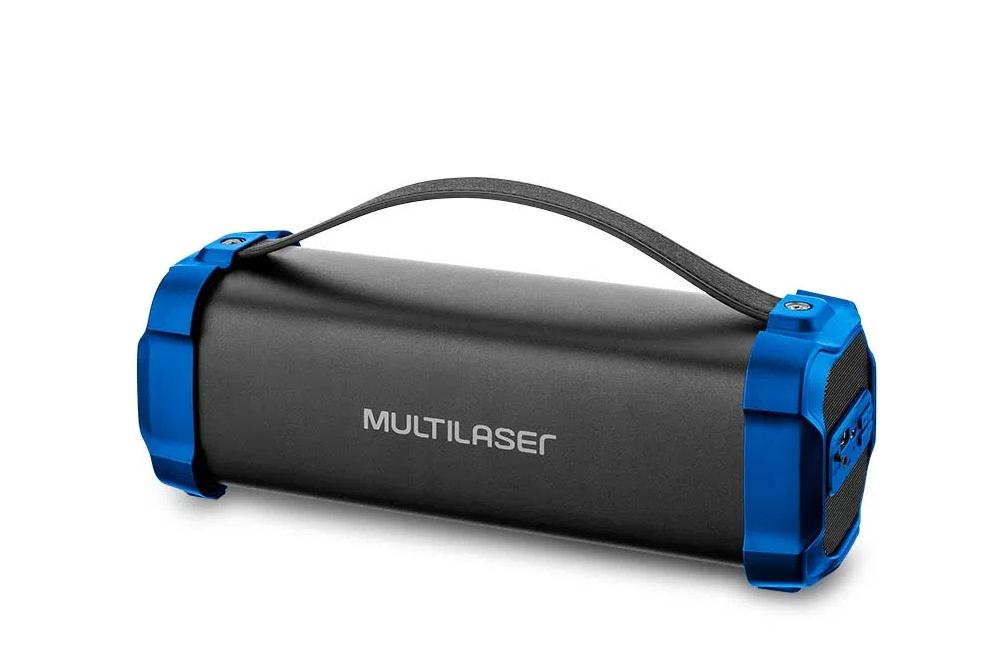 Caixa de som  Bazooka Multilaser 50w - SP350