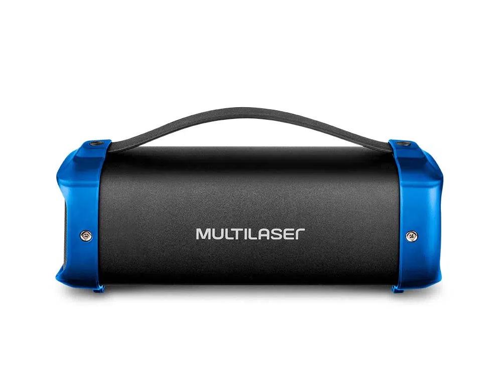 Caixa de som Bazooka Multilaser 70w - SP351