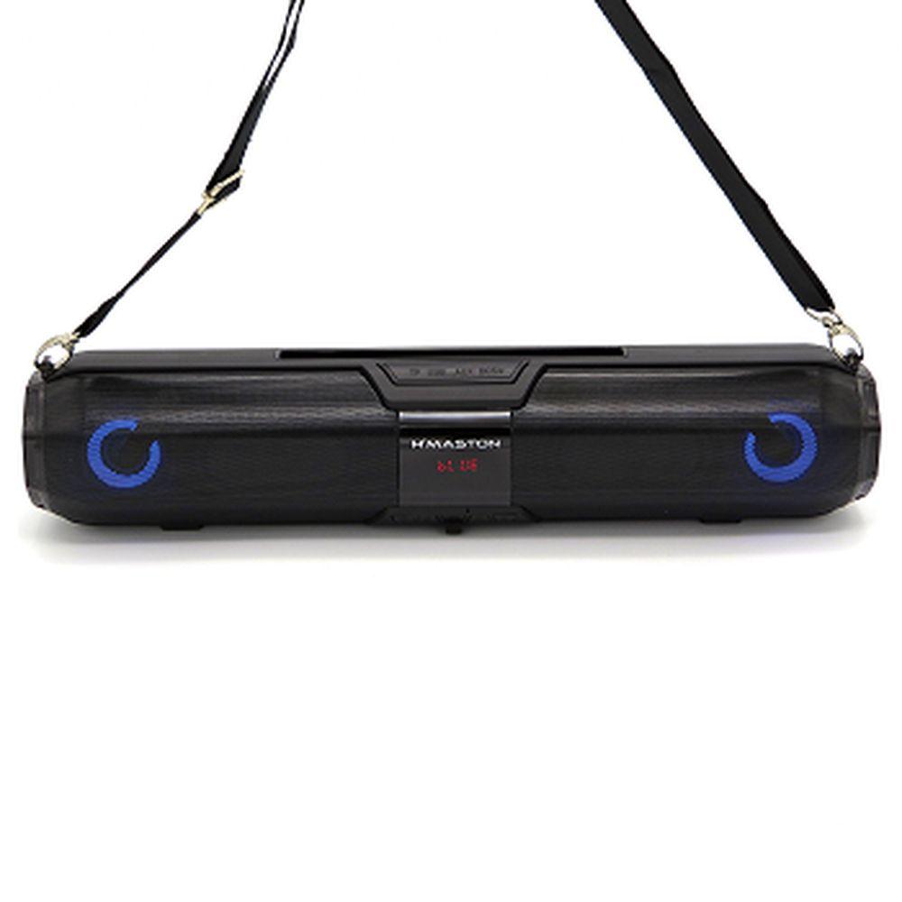 Caixa De Som Bluetooth H'maston X22s