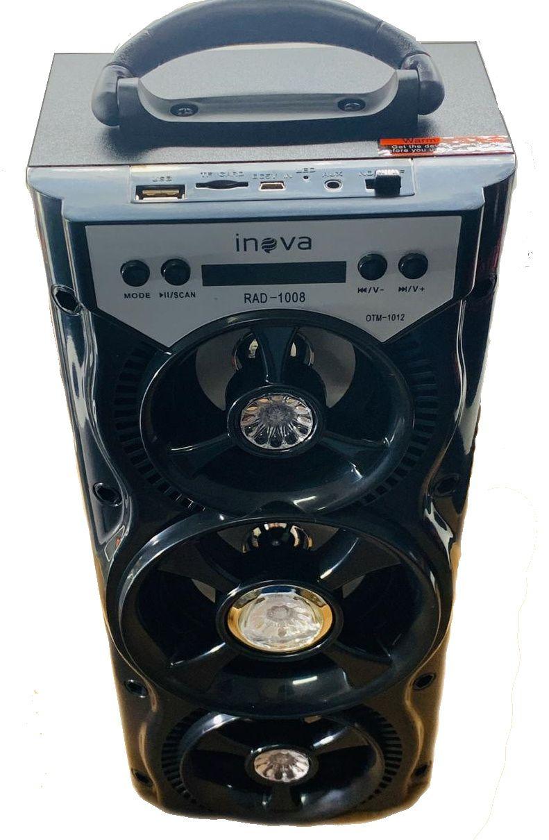 Caixa de som Inova RAD-1008
