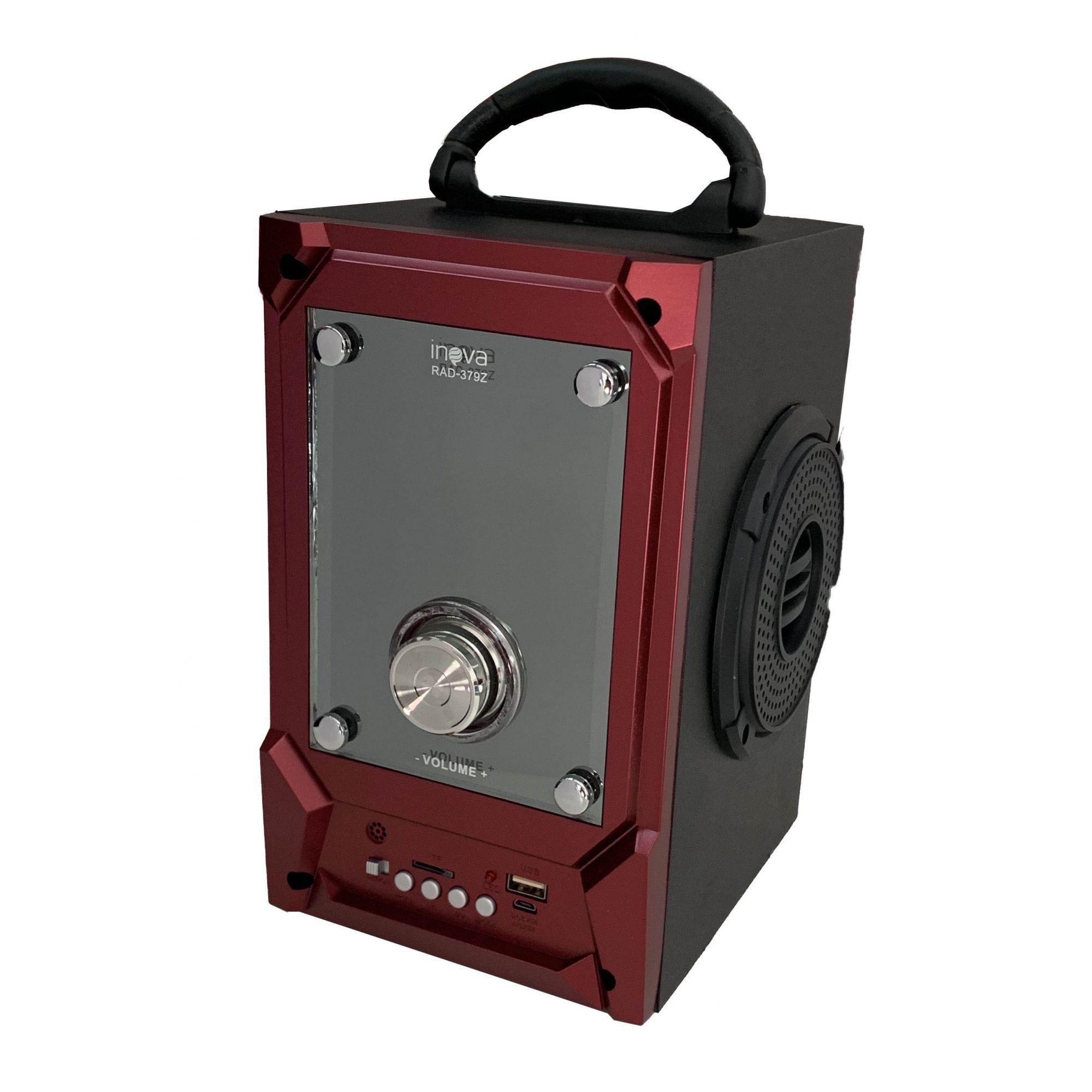 Caixa de som Inova RAD-379Z