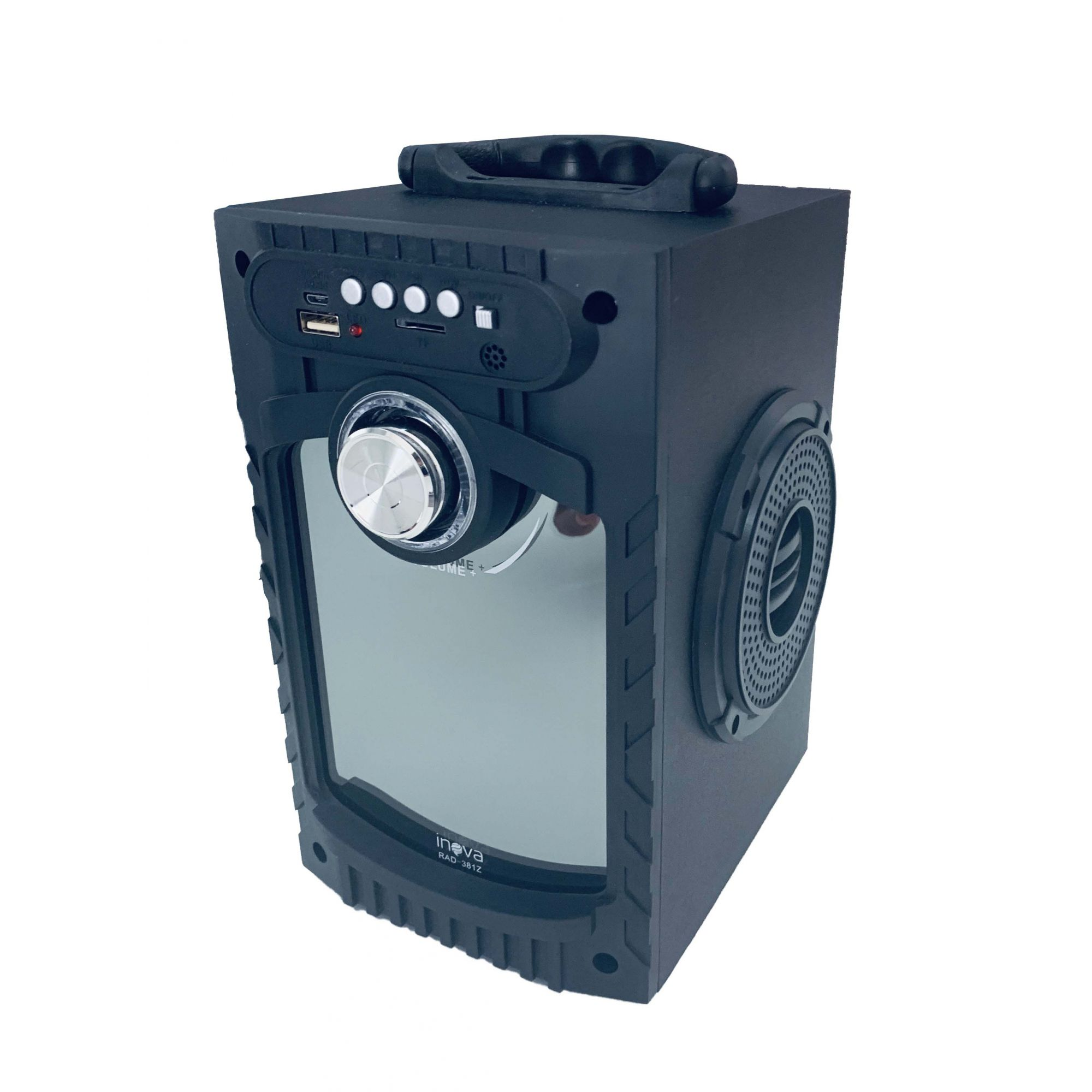 Caixa de som Inova RAD-381Z