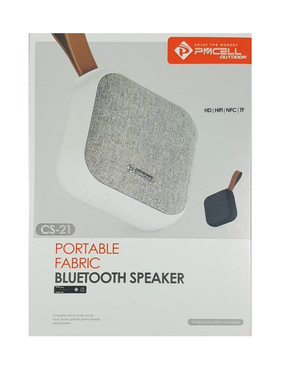 CAIXA DE SOM MINI SPEAKER CS 21