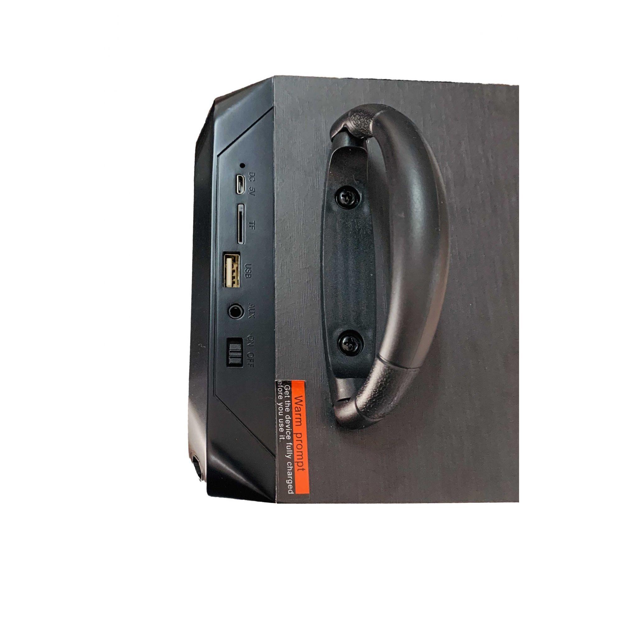 Caixa de som Inova RAD-8098
