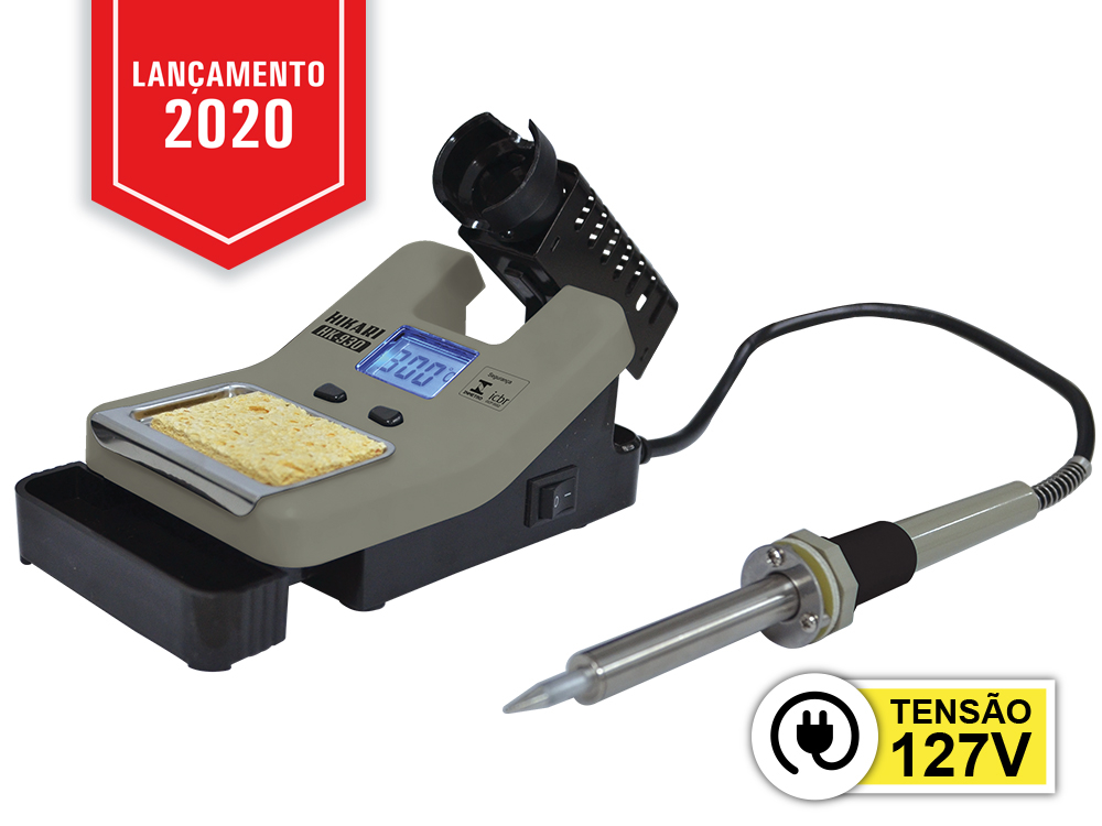 ESTAÇÃO DE SOLDA HK-930 127V