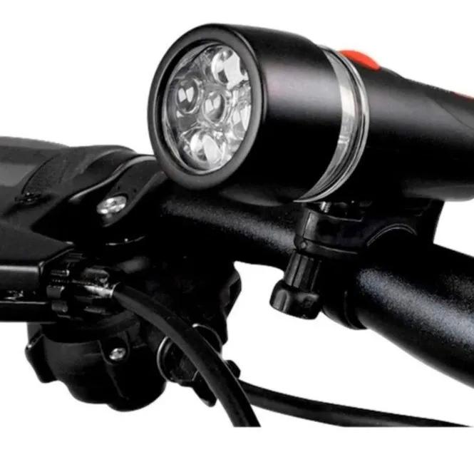 Farol Dianteiro De Plastico Para Bike Atrio Multilaser Bi004