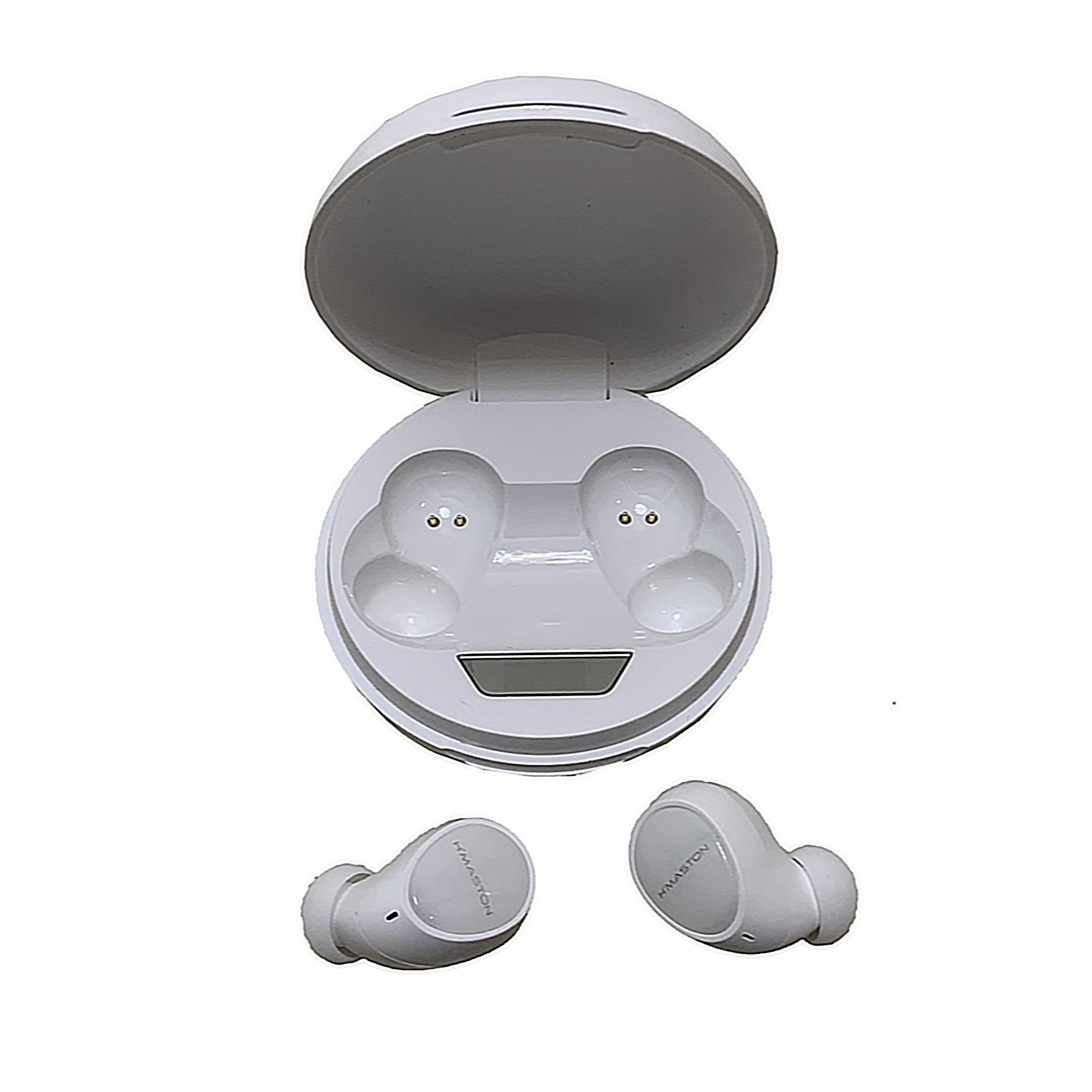 Fone Bluetooth Sem Fio Hmaston Ly-107 Touch Display De Carga