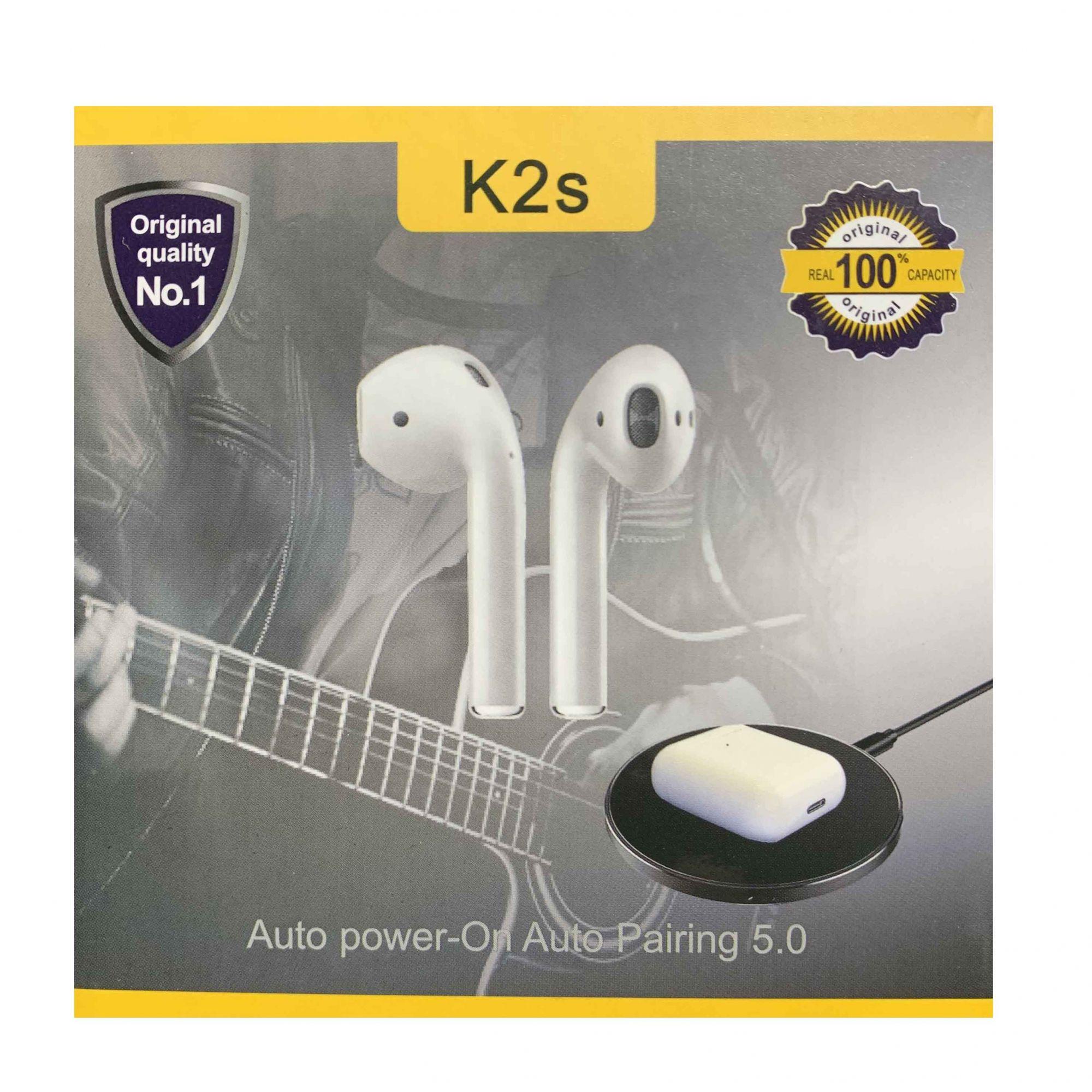 Fone De Ouvido Bluetooth K2S
