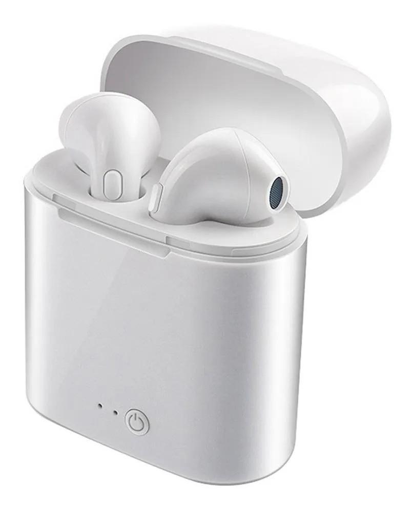 Fone de ouvido sem fio i7S TWS