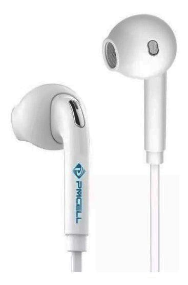 Fone Ouvido Pmcell Fo-12 Android iPhone P2 In-ear