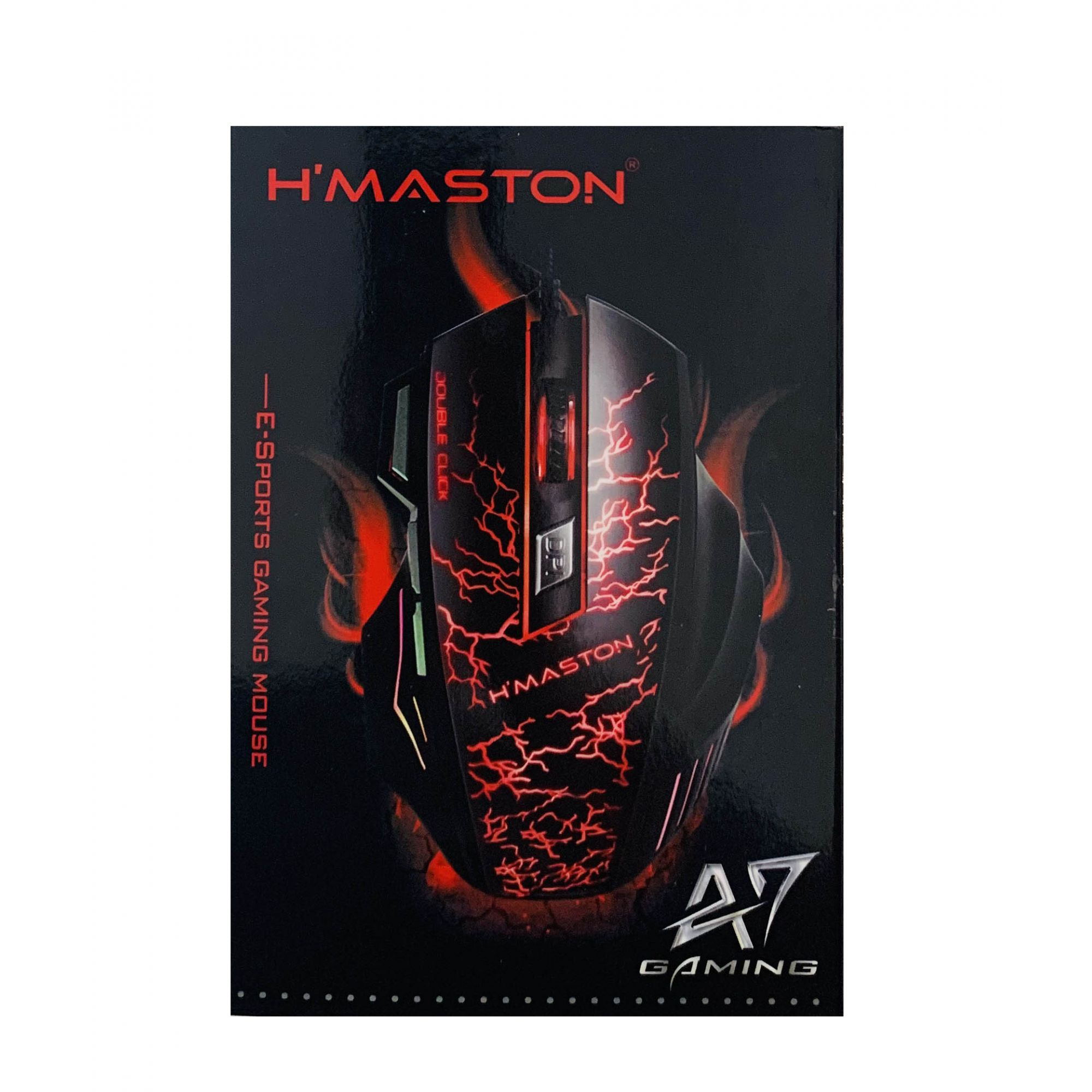 Mouse Gamer Hmaston A7