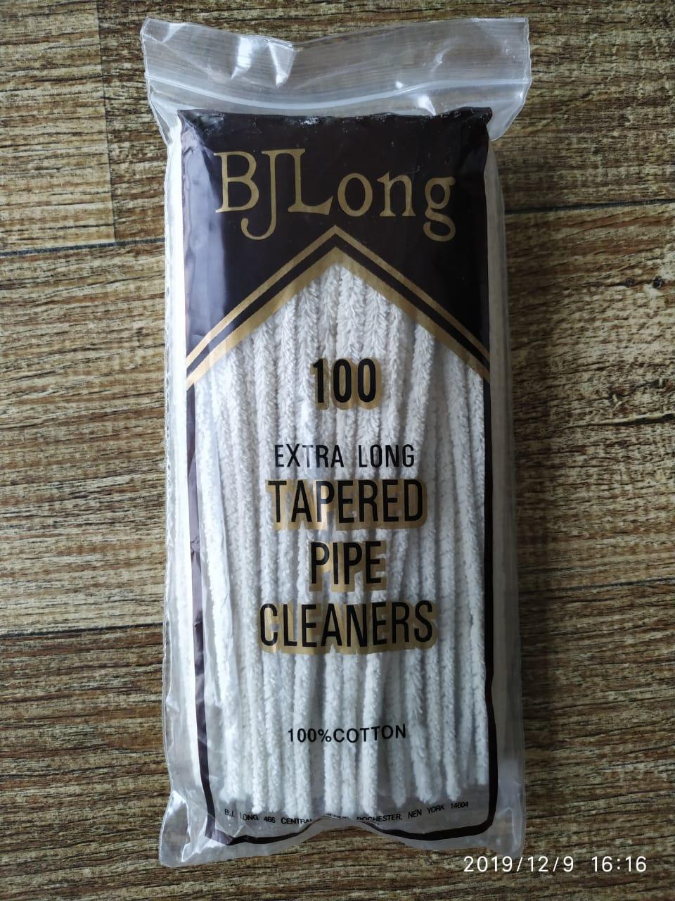 Bj Long Escovilhões de algodão