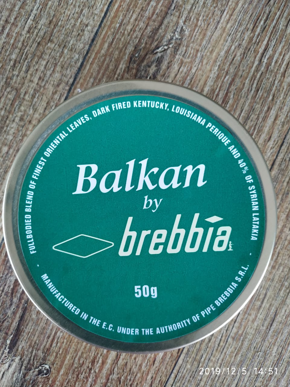 Brebbia - Balkan (Mixture No. 10)