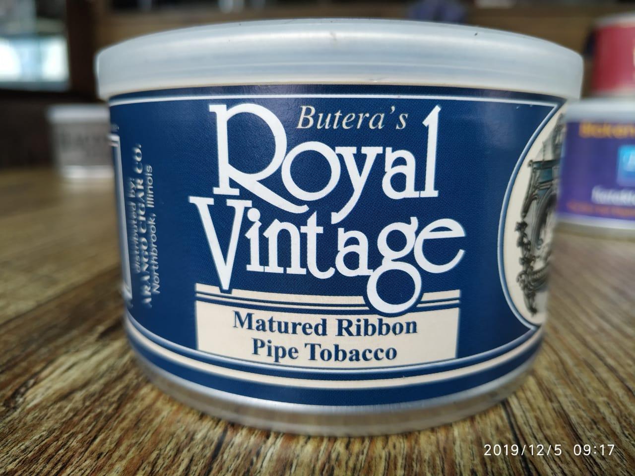 Butera - Matured Ribbon (Royal Vintage)