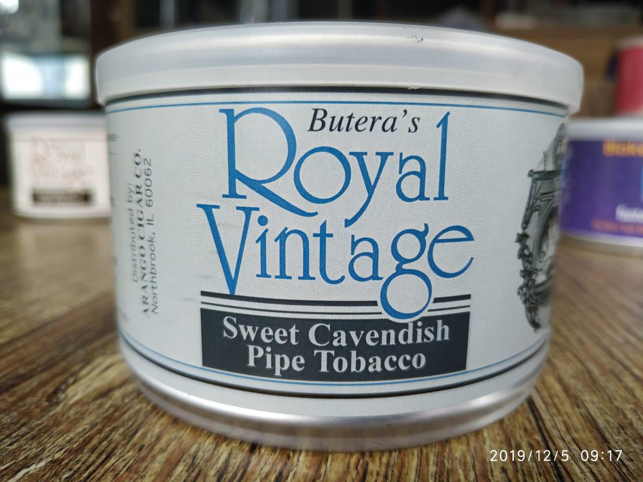 Butera - Sweet Cavendish (Royal Vintage)