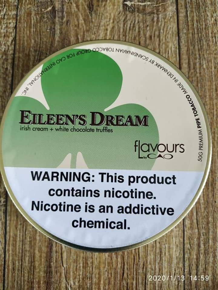 CAO - Eileen's Dream