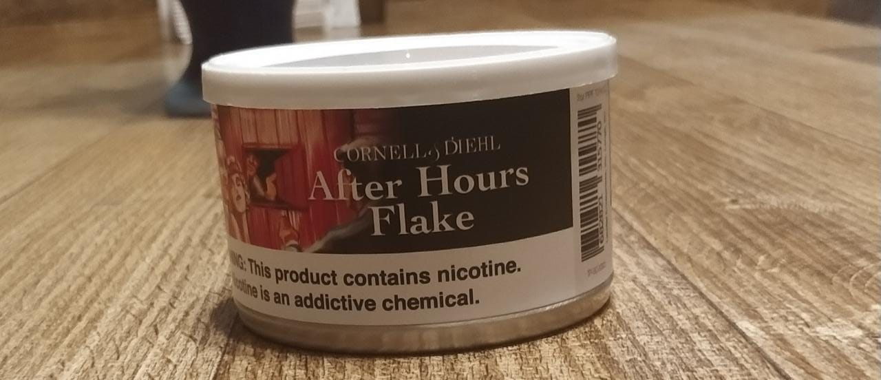Cornell & Diehl - After Hours Flake