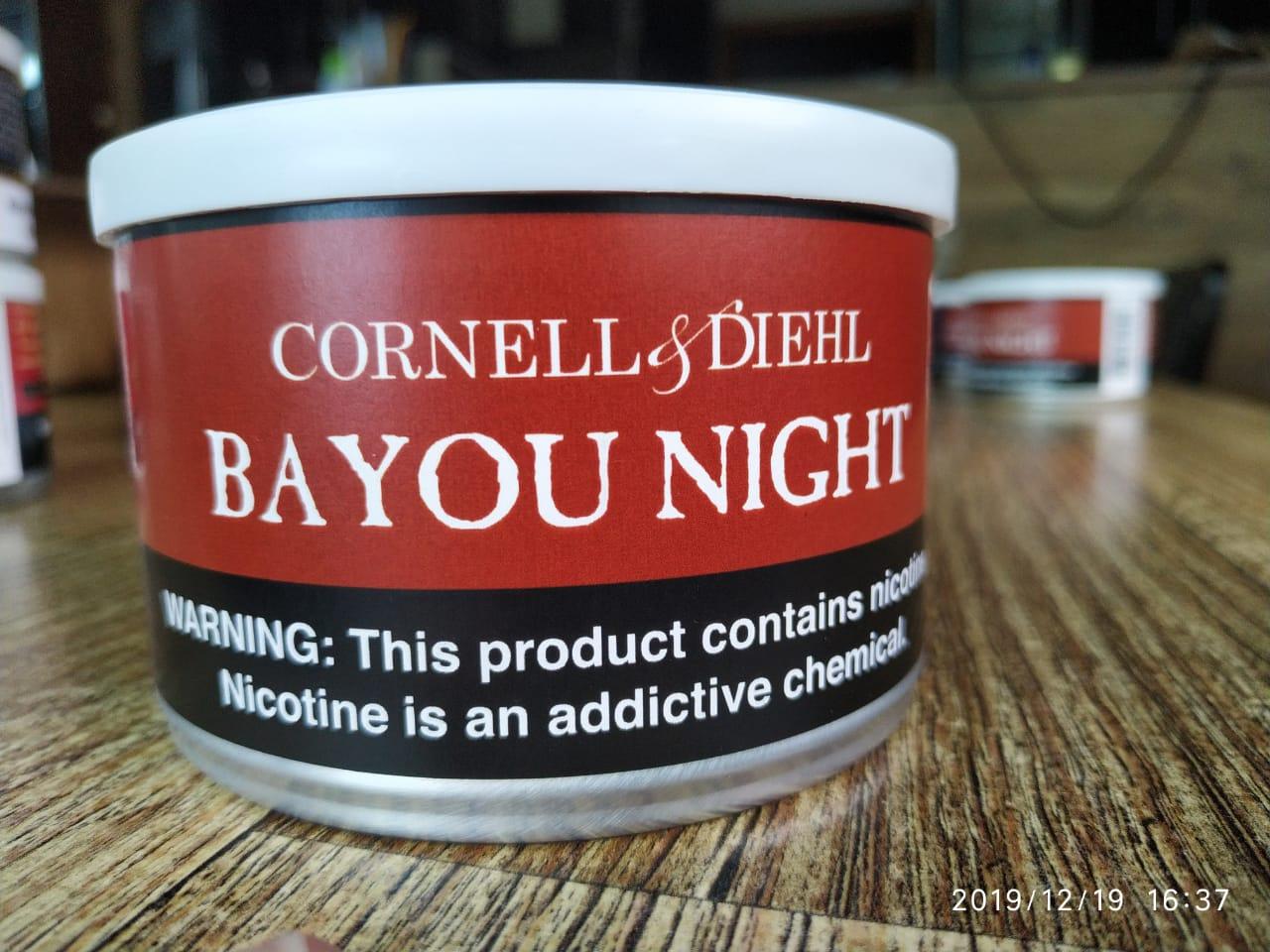 Cornell & Diehl - Bayou Night
