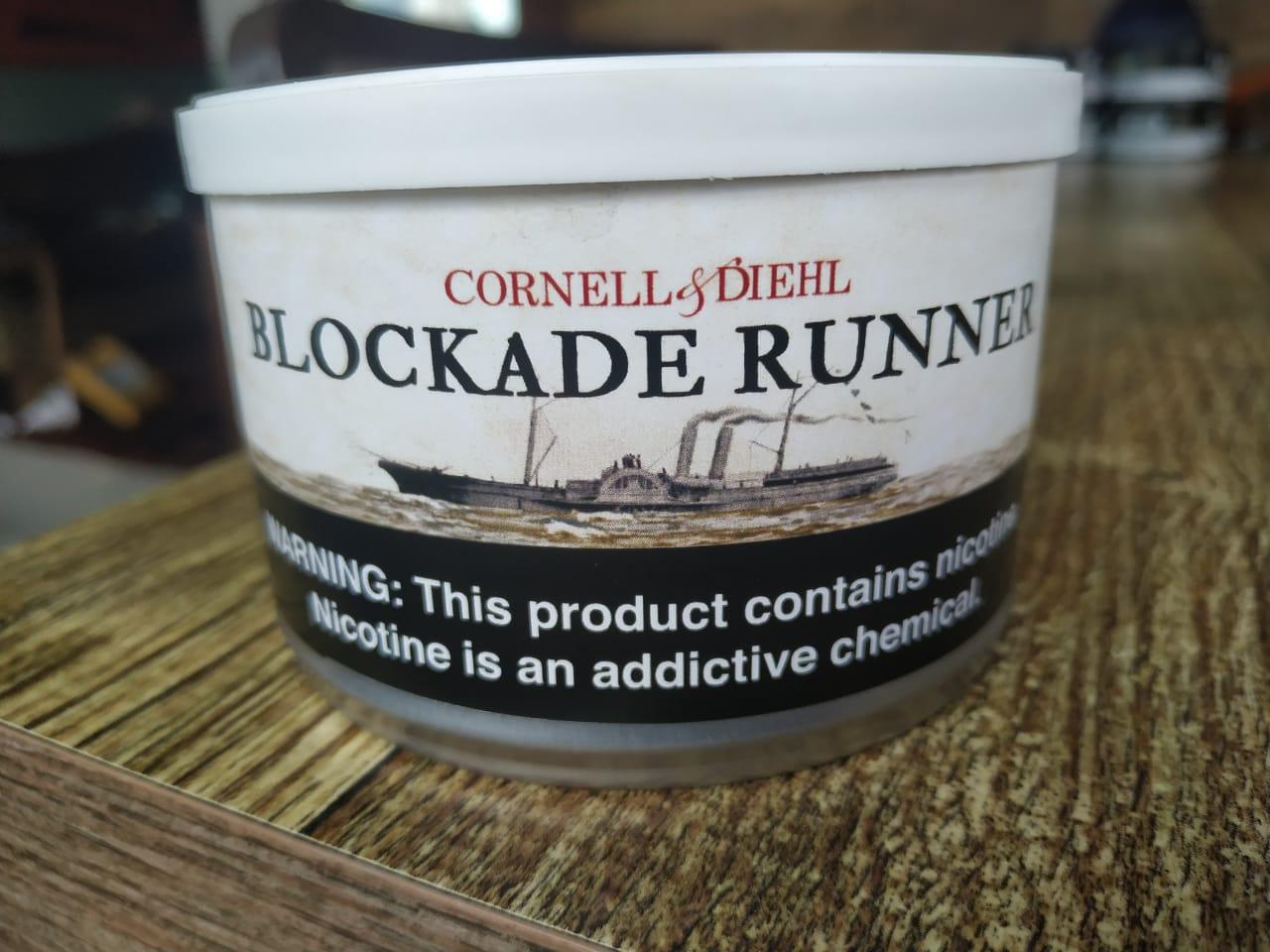 Cornell & Diehl - Blockade Runner