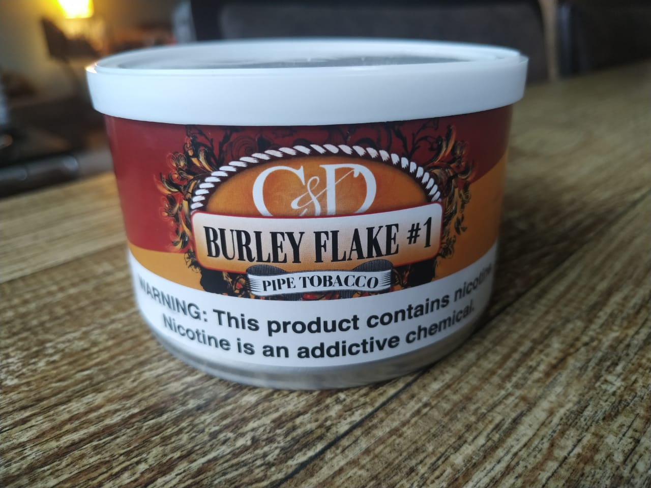 Cornell & Diehl - Burley Flake #1