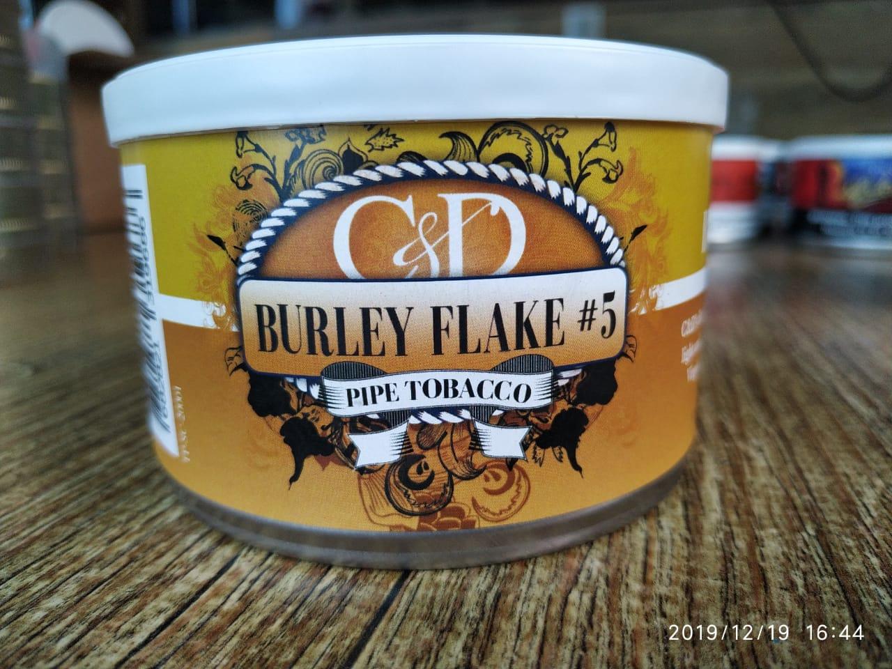 Cornell & Diehl - Burley Flake #5