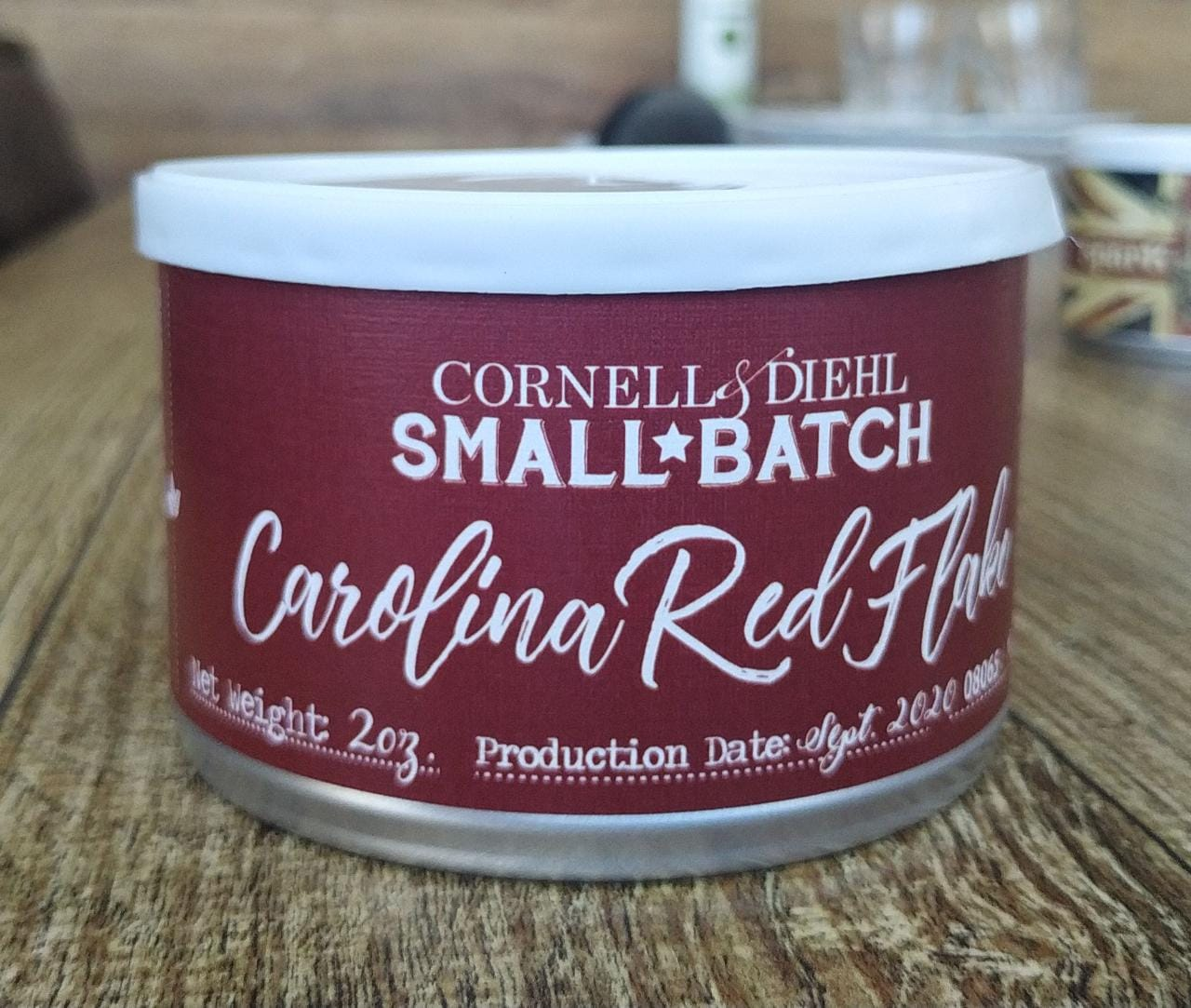 Cornell & Diehl - Carolina Red