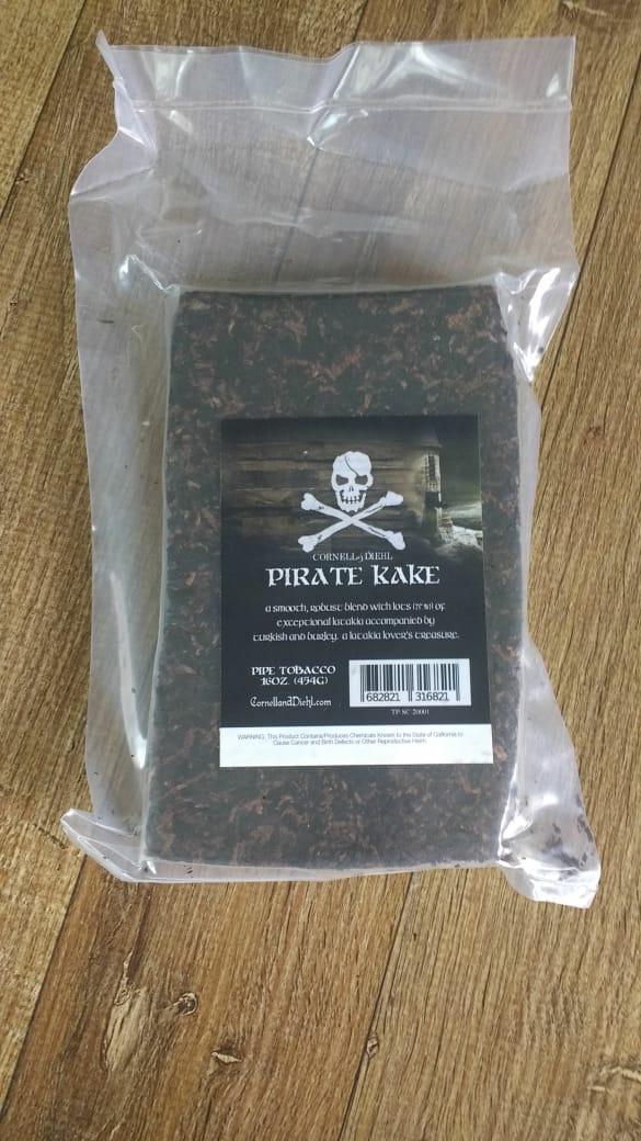 Cornell & Diehl - Pirate Kake (Sea Scoundrels) - Bulk 50g