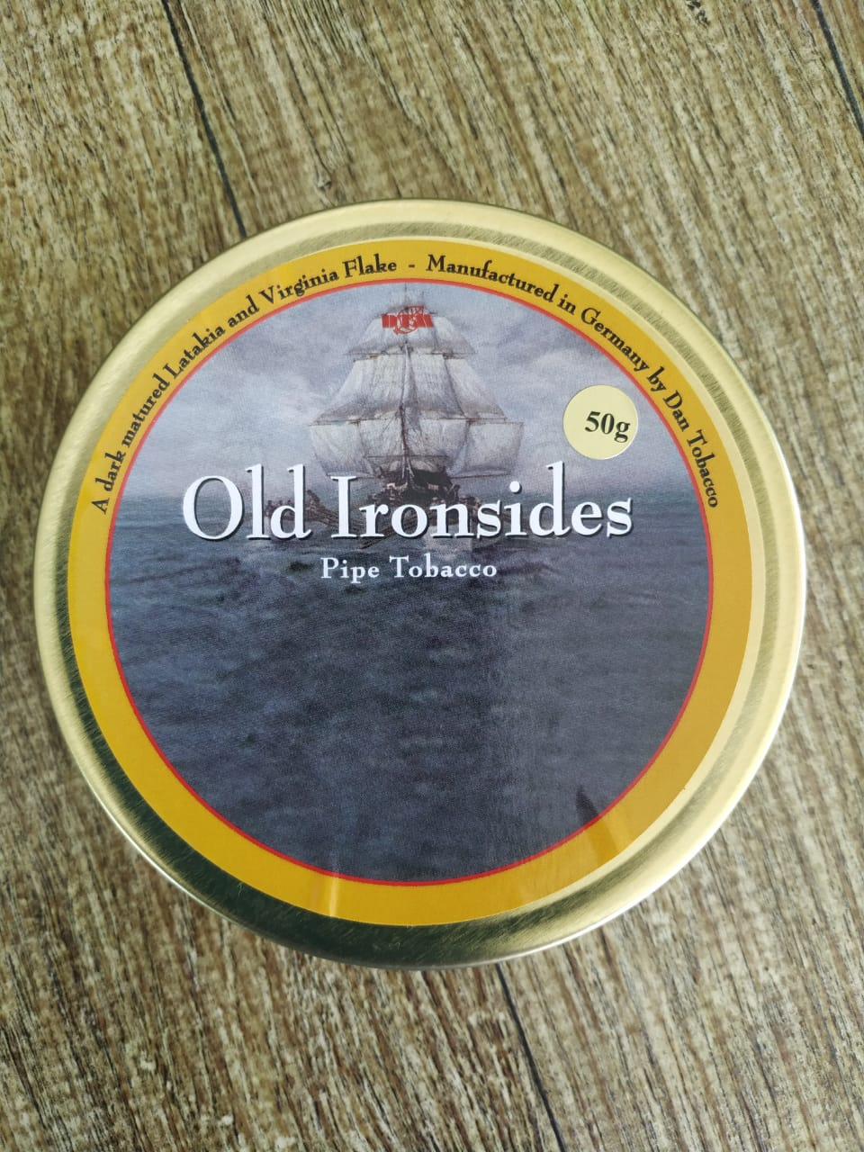 Dan Tobacco - Old Ironsides