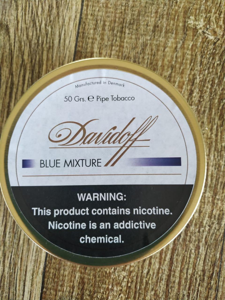Davidoff - Blue Mixture
