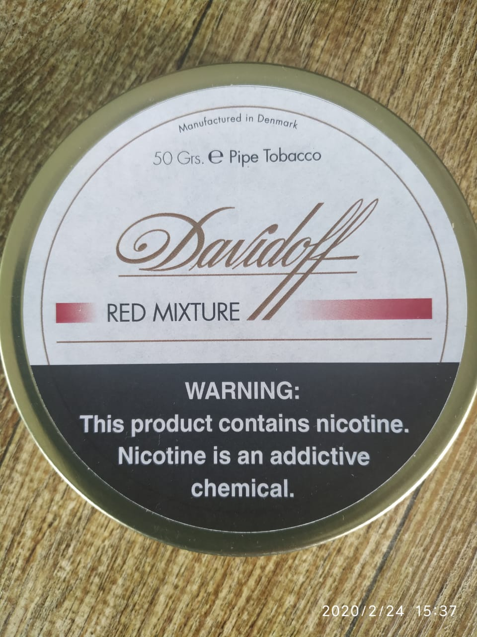 Davidoff - Red Mixture