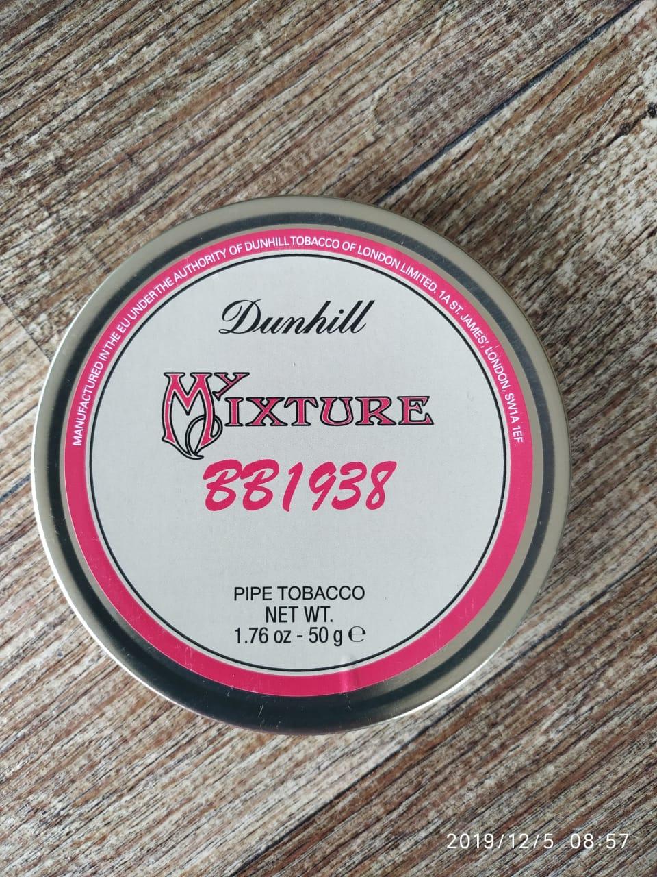 Dunhill - My Mixture BB1938