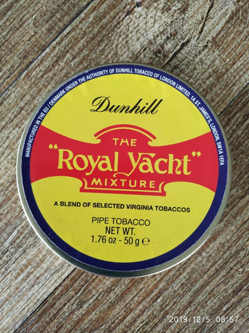 Dunhill - Royal Yacht