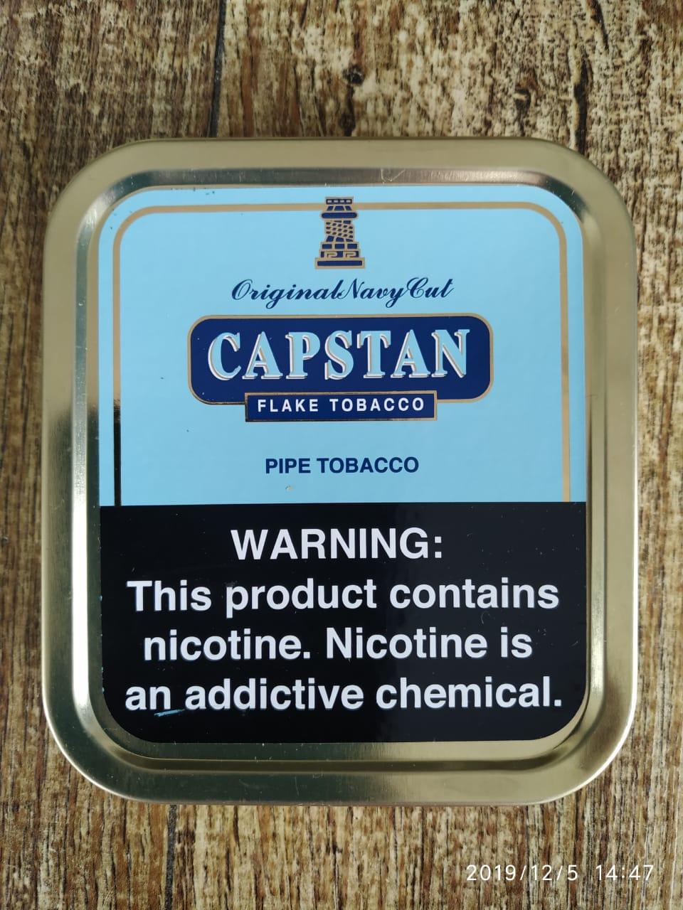 Mac Baren - Capstan Original Navy Cut