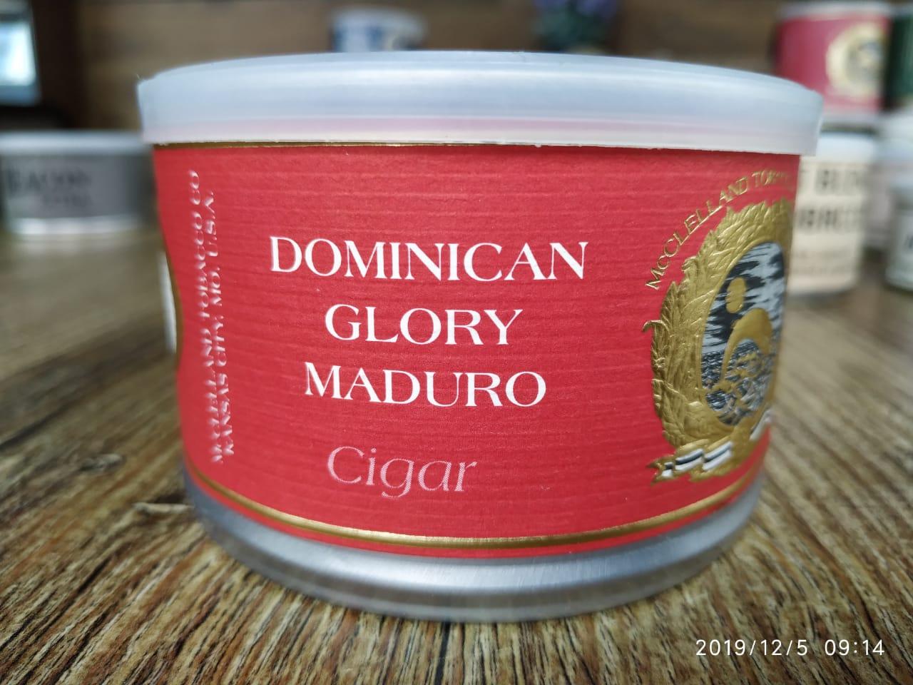 McClelland - Dominican Glory Maduro 50g