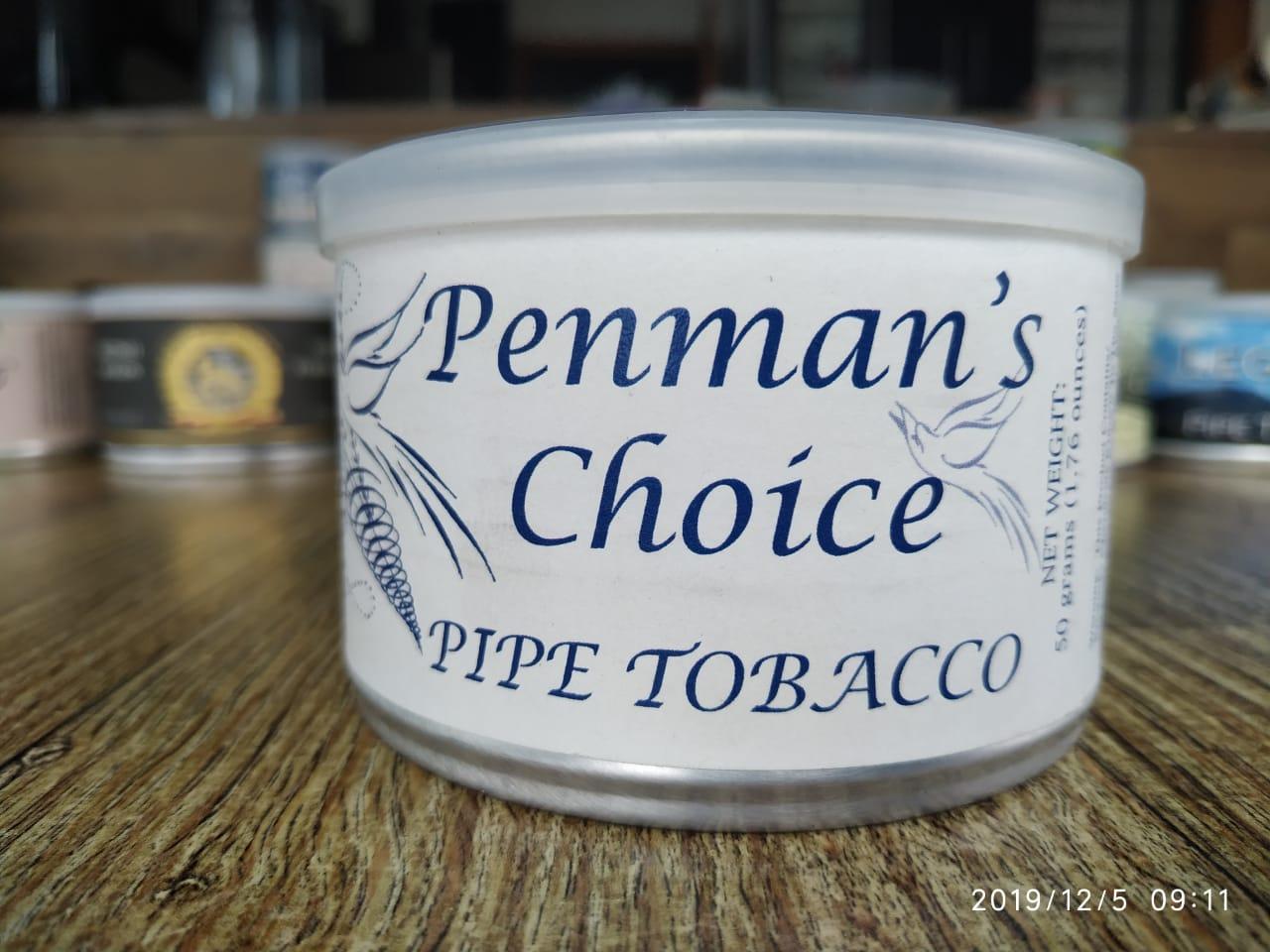 McClelland - Penman's Choice
