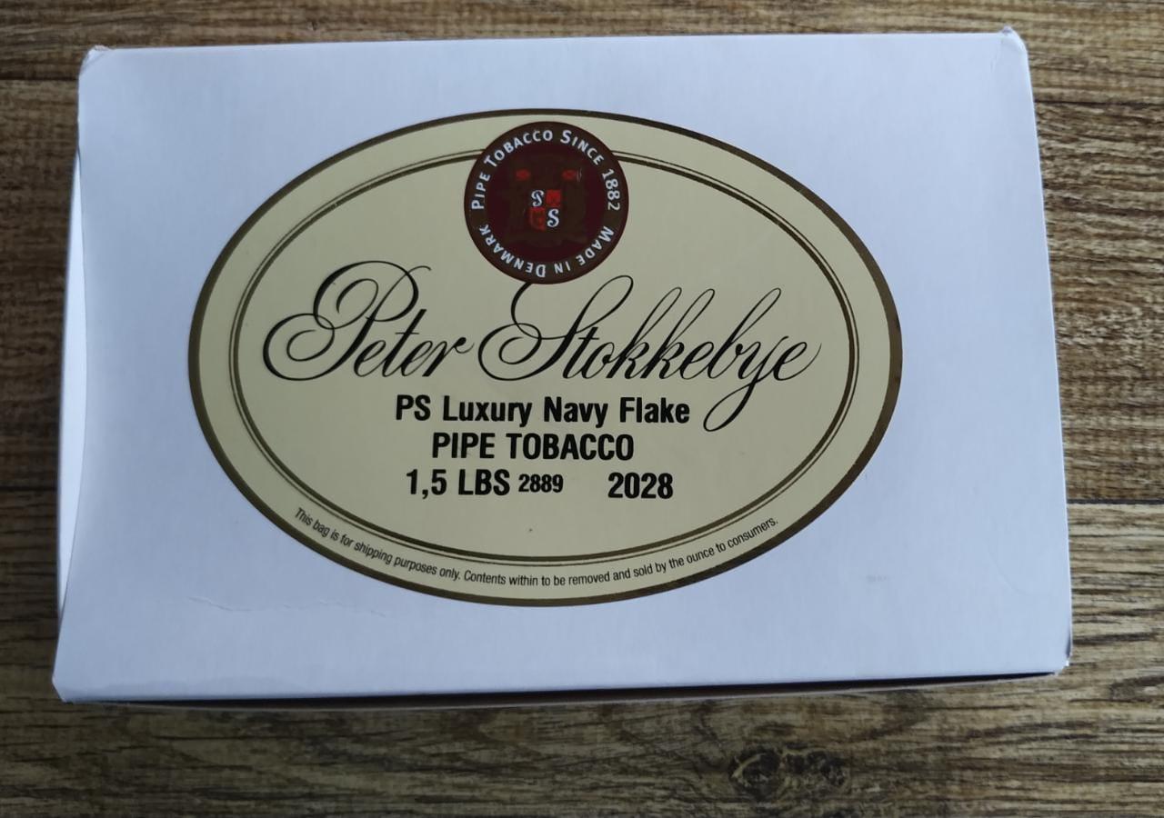 Peter Stokkebye - Luxury Navy Flake - Bulk 50g