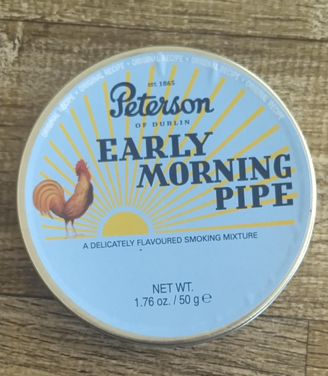 Peterson - Early Morning Pipe