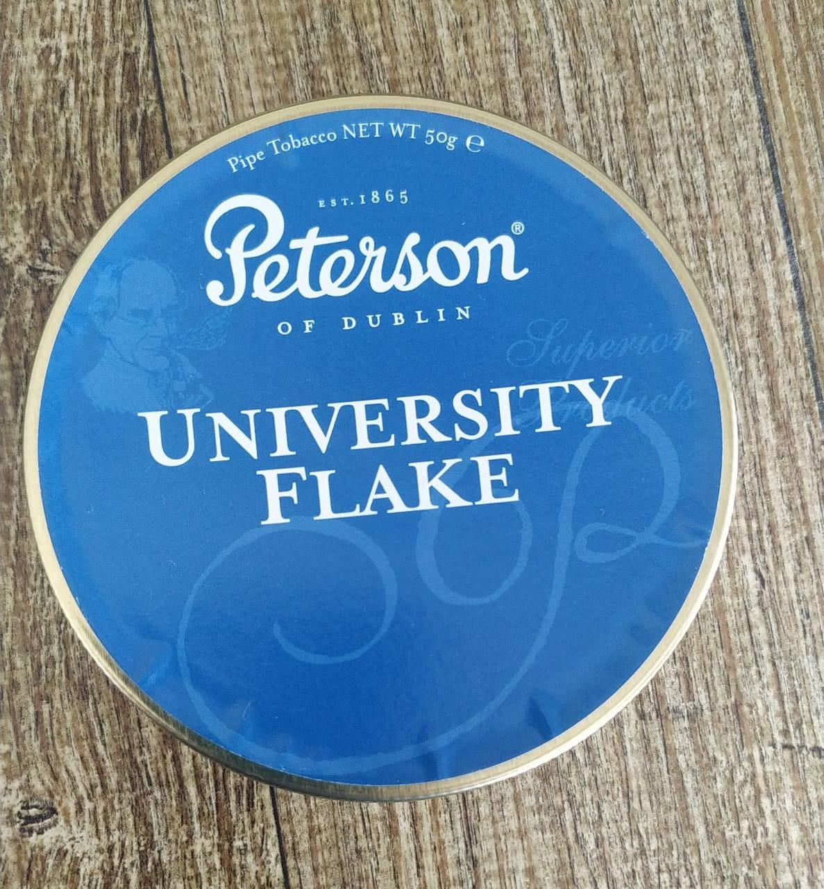 Peterson - University Flake