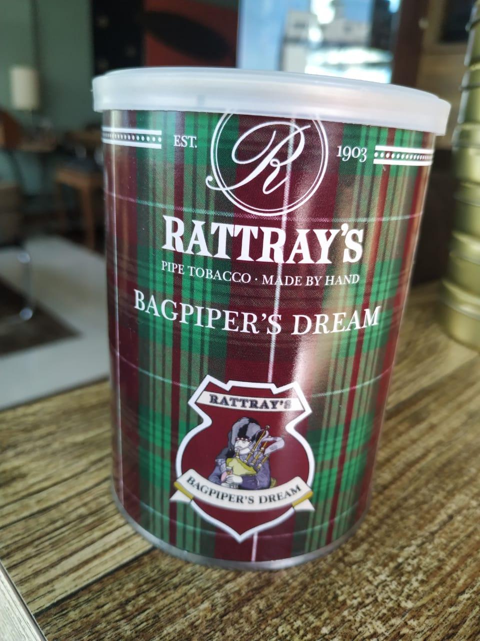 Rattray  - Bagpiper's Dream 100g