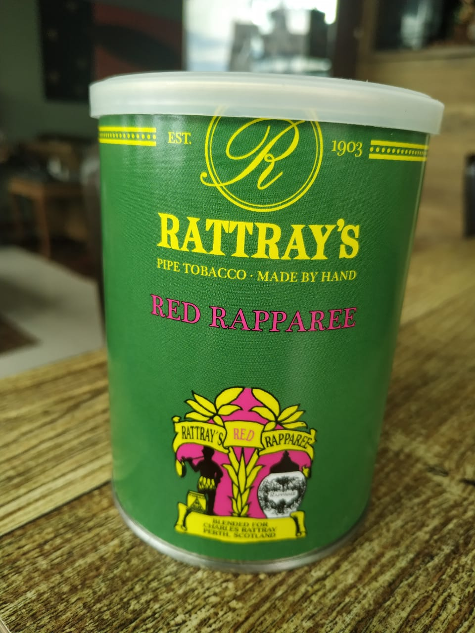 Rattray - Red Rapparee 100g