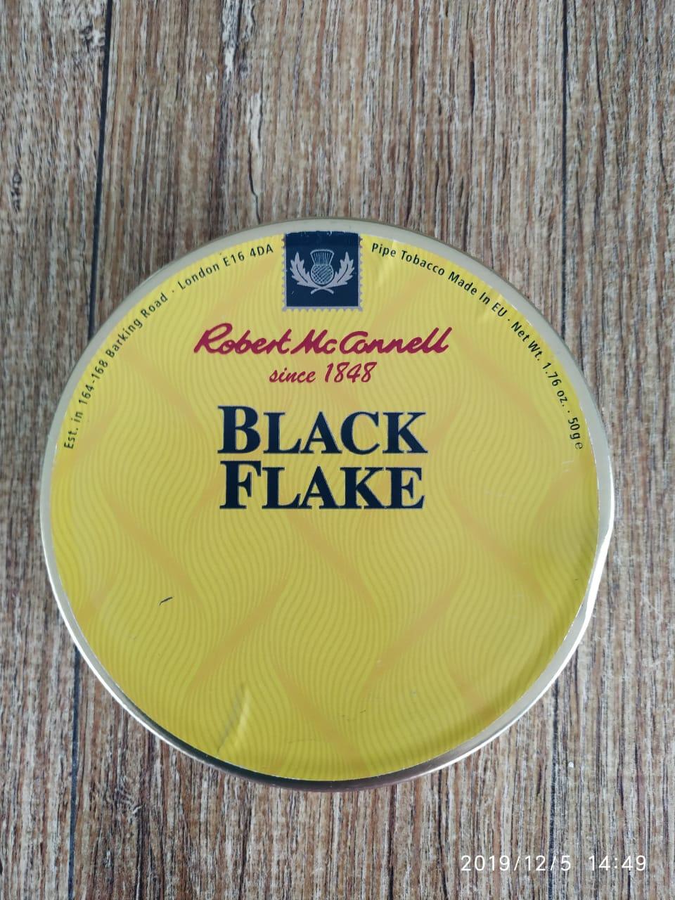 Robert McConnell - Black Flake (Heritage)