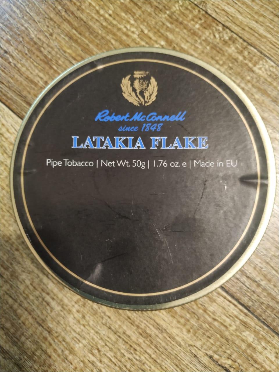 Robert McConnell - Latakia Flake