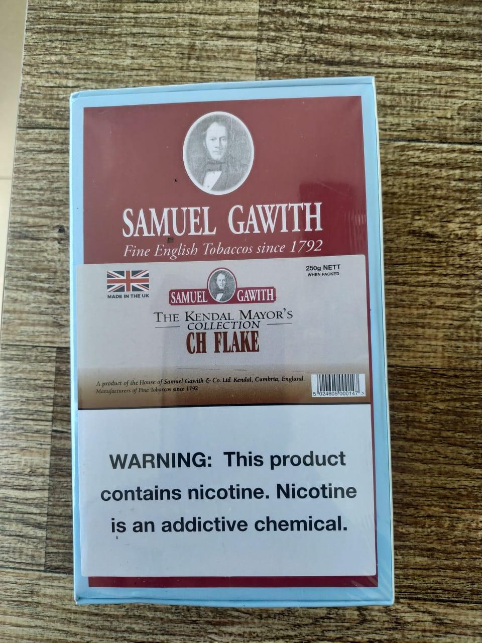 Samuel Gawith - Chocolate Flake - Caixa 250g