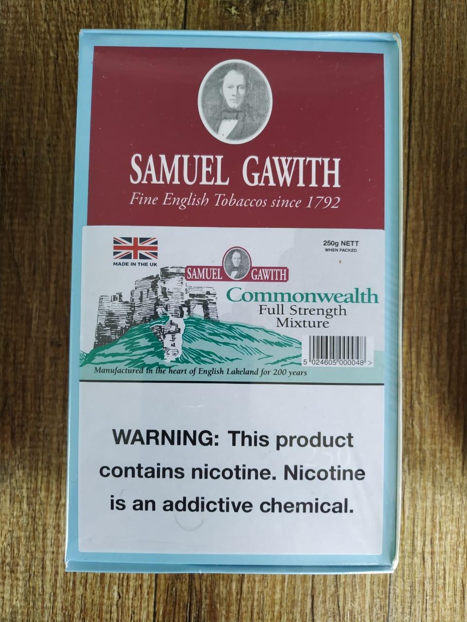 Bulk 50g -  Samuel Gawith - Commonwealth Mixture - bulk