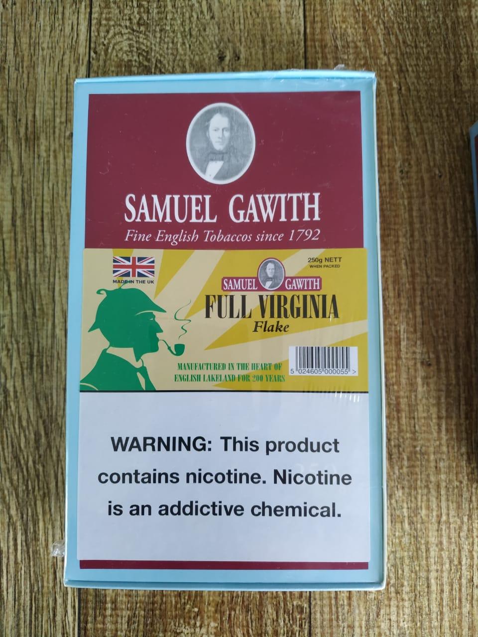 Samuel Gawith - Full Virginia Flake - Bulk 50g