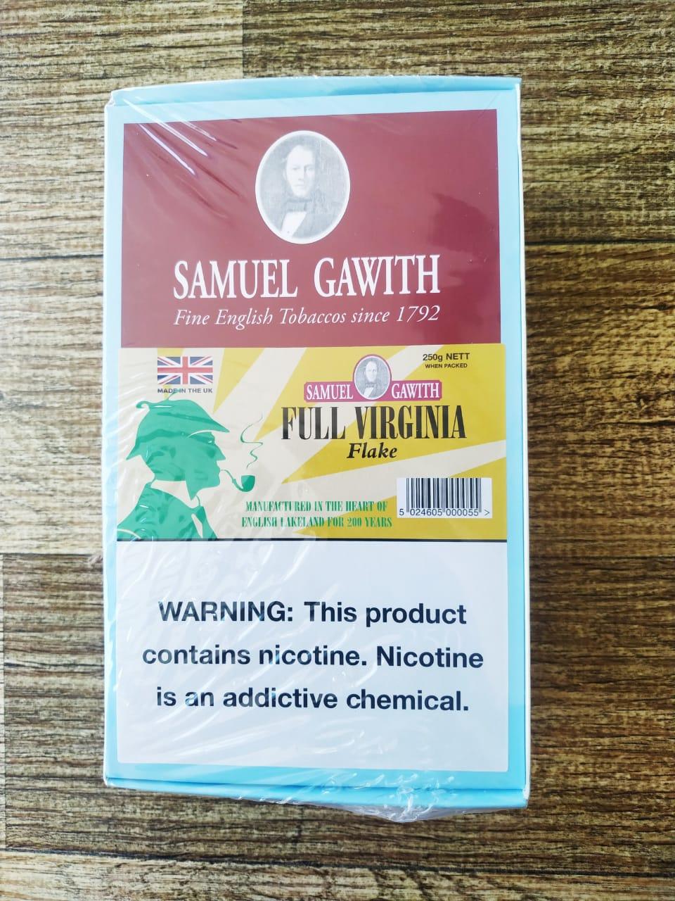 Samuel Gawith - Full Virginia Flake - Caixa 250g