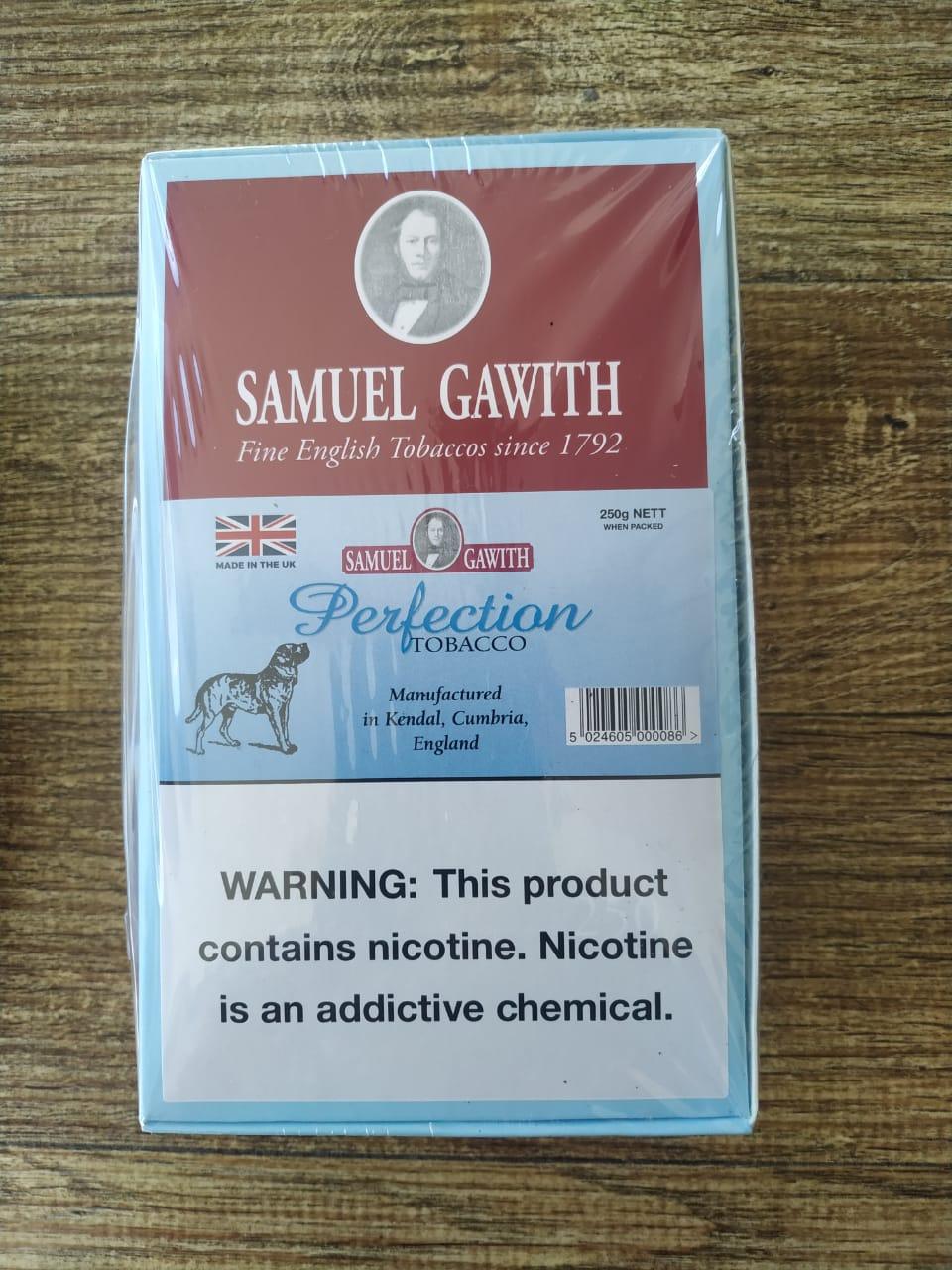 Samuel Gawith - Perfection - Caixa 250g