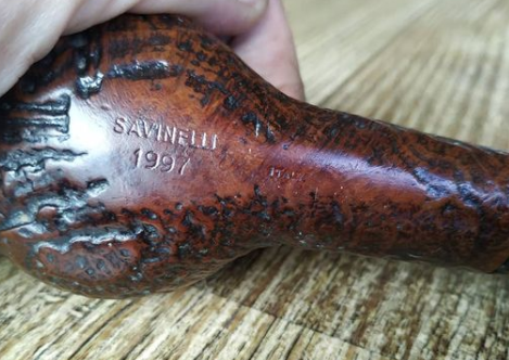 Savinelli Collection 1997