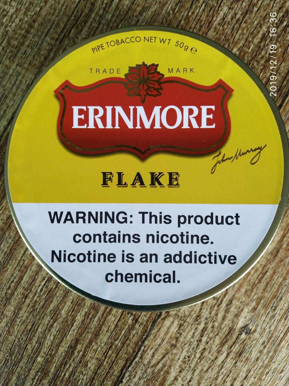 Scandinavian Tobacco Group (STG) - Erinmore Flake
