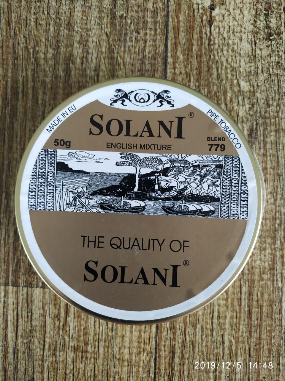 Solani - 779: English Luxury Mixture